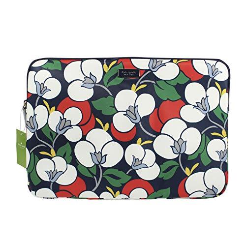 Kate Spade Dawn Breezy Floral Laptop Case Sleeve Blazer Blue 13'
