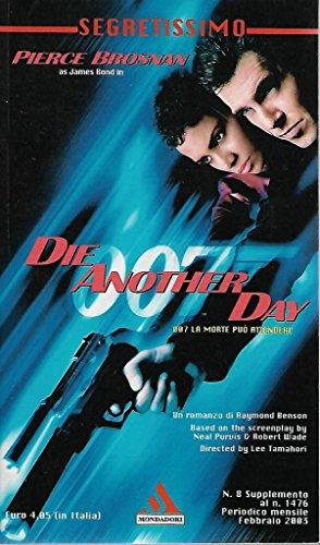 007 die another day Mondadori segretissimo 8