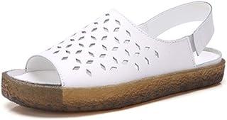 الأحذية الكاجوال Casual Wild Hollow Lazy Shoes Peas Shoes for Women (Color:Black Size:35) الأحذية الكاجوال
