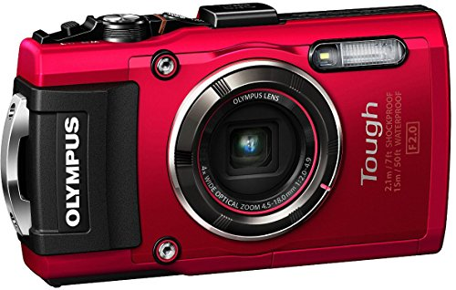 Olympus Tough TG-4 Appareil photo...