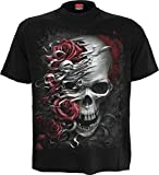 Spiral - Men - Skulls N Roses - T-Shirt Black - Large