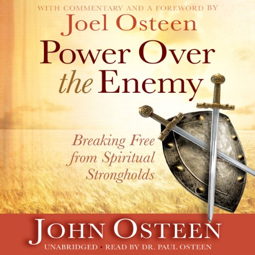 Power over the Enemy audiobook cover art