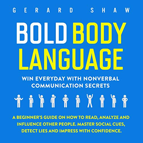 Bold Body Language audiobook cover art