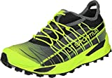 La Sportiva Mutant, Zapatillas de Trail Running Hombre, Multicolor (Apple Green/Carbon 000), 41 EU