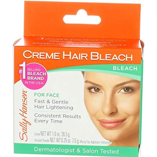 (3 Pack) SALLY HANSEN Creme Hair Bleach for Face - SH2000