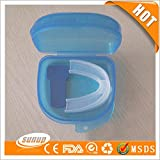 Generic better sleeping Snoring Anti Snore Mouthpiece silicone mouth guard Tray Sleeping Aid