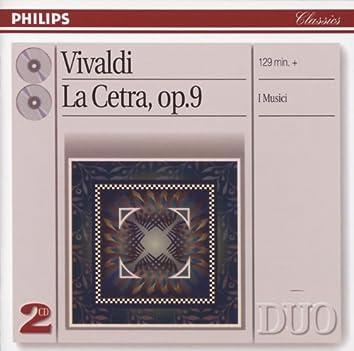 """Vivaldi: Concerti Op.9 - """"La Cetra"""""""
