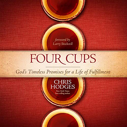 Four Cups Audiobook By Chris Hodges cover art