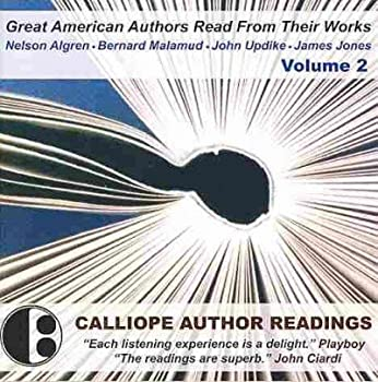 Great American Authors Read from Their Works, Vol. 2 0991141415 Book Cover