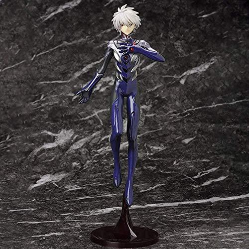 No Figura de Anime Nagisa Kaworu Muñeca Modelo Decoración PVC Estatua Juguetes en Caja 23 cm Figura de Anime Figura de acción