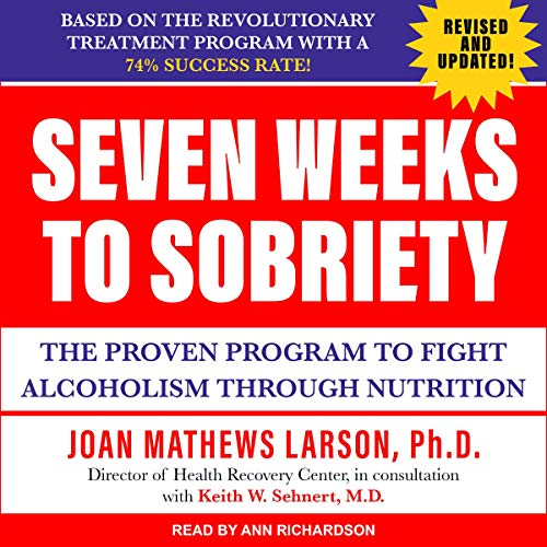 Seven Weeks to Sobriety cover art