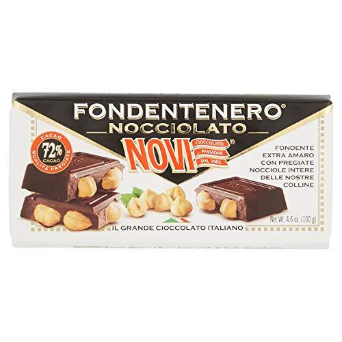 Novi Fondentenero Nocciolato, 130g