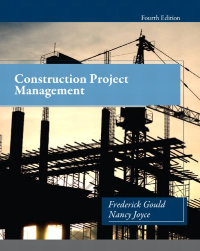 Download Construction Project Management (4th Edition) 0132877244