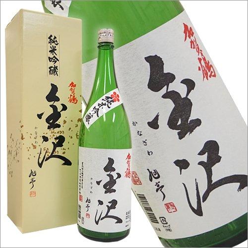 やちや酒造『加賀鶴 純米吟醸 金沢』