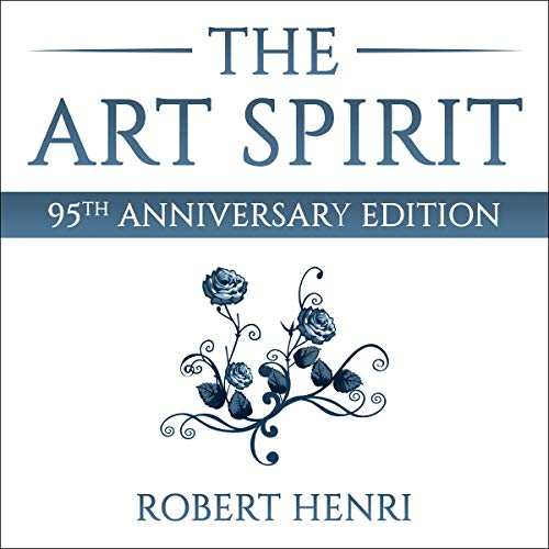 The Art Spirit audiobook cover art