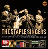 Songtexte von The Staple Singers - For What It's Worth: The Complete Epic Recordings 1964-1968