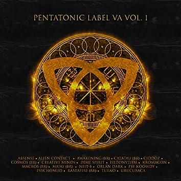 Pentatonic Label V/A Vol. 1