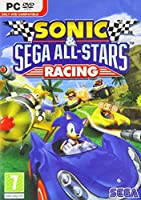 Sonic & Sega All-Stars Racing (輸入版) (PC DVD)