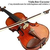 ヴァイオリンボウストレートポータブル1 / 2-4 / 4&1 / 8-1 / 4ヴァイオリニスト(1/2-4/4 for violin)