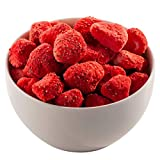 Sultans Palace Erdbeeren Gefriergetrocknet 100% Erdbeeren getrocknete Früchte (100 gr)