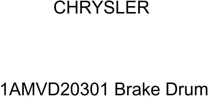 Genuine Ranking TOP1 Chrysler 1AMVD20301 New item Brake Drum