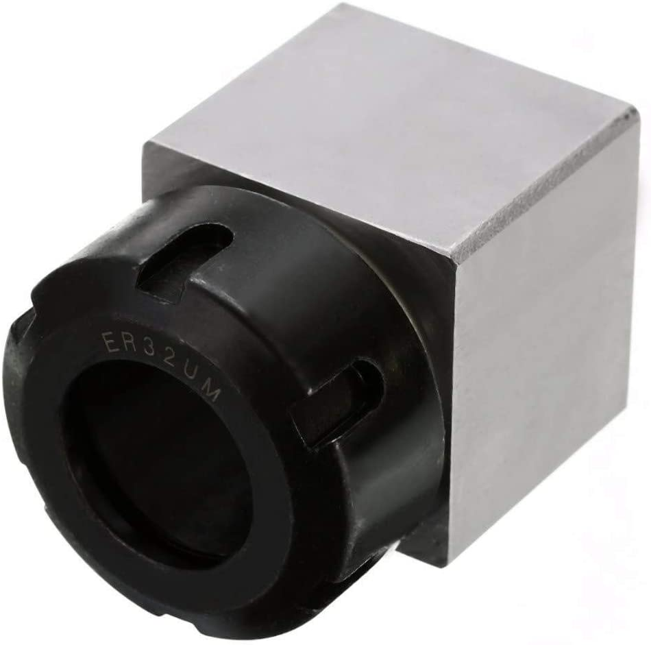 WFAANW ER-32 Hard Steel Square Chuck online shop Block Collet 3900-5124 New Shipping Free Shipping Hold