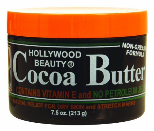 Hollywood Cocoa Butter 7.5 oz. by Hollywood