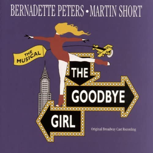 Original Broadway Cast of The Goodbye Girl