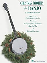 Christmas Favorites for Banjo