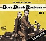 Boss Black Rockers 1: She Can Rock (Various Artists)