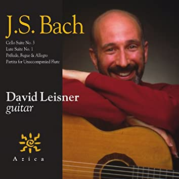 Bach: Cello and Lute Suites