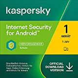 Kaspersky Internet Security for Android 2021 Standard | 1 Gerät | 1 Jahr | Android |...