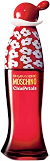 MOSCHINO Cheap & chic petals for women by moschino - 3.4 oz edt spray, 3.4 Ounce