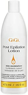 GiGi Post Epilation Lotion – After-Wax Skin Moisturizer, 16 oz