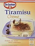 Dr. Oetker Tiramisu Creme, 8er Pack (8 x 70 g Packung) -