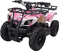 Sonora 24V Pink Mini Quad ATV Dirt Motor Bike