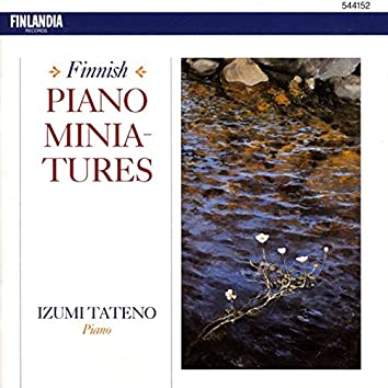 Finnish Piano Miniatures