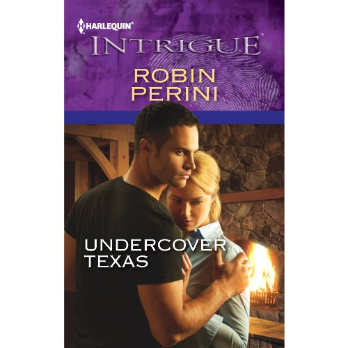 Undercover Texas audiobook cover art