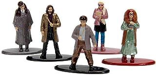 Jade - Nano MetalsFig Pack of 5 Harry Potter Figures, Multi-Colour (JADA99439)