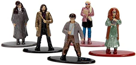 nano metalfigs harry potter 5 pack