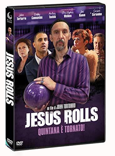 TURTURRO,BADALUCCO,BRAGA,CANNAVALE - JESUS ROLLS - QUINTANA E' TORNATO! (1 DVD)