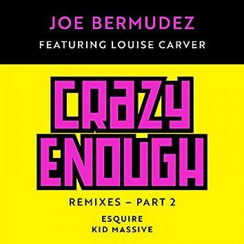 Crazy Enough: Remixes, Pt. 2 (feat. Louise Carver)