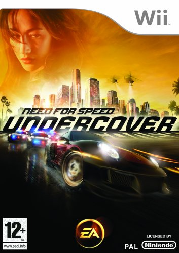 Need For Speed: Undercover (Wii) [import anglais]