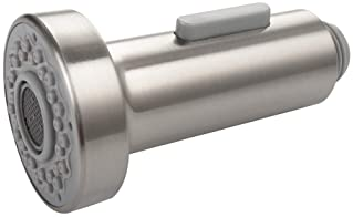 Kitchen Faucet Sprayer Head, Angle Simple Pull Out Sink Faucet Spray Head Nozzle Kitchen Pull Down Faucet Nozzle Spou...