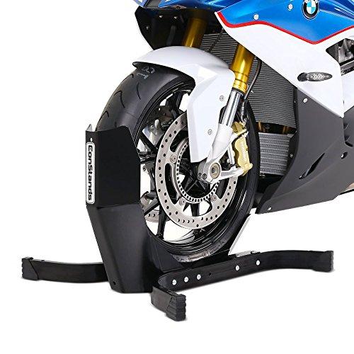 Béquille cale de Roue pour Harley Davidson Dyna Super Glide T-Sport (FXDXT) Constands Easy Plus Noir Mat