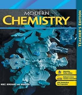 Modern Chemistry: Teacher's Edition 2009