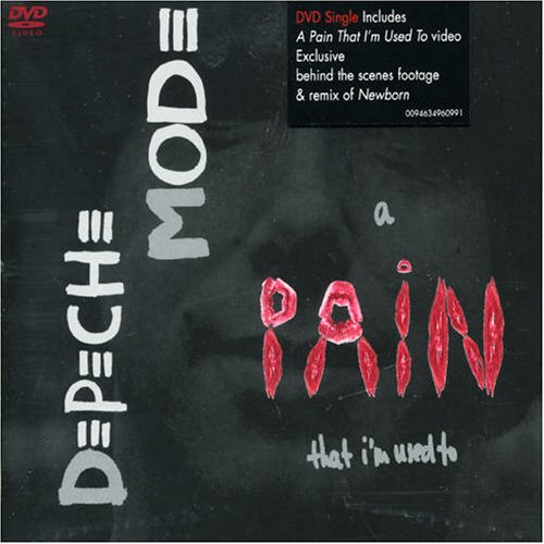 Depeche Mode - A Pain that I'm Used to (DVD-Single)