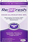 PACK OF 3 - RepHresh Vaginal Gel 0.07oz with 4 Pre-filled Applicators (12 Count Total)