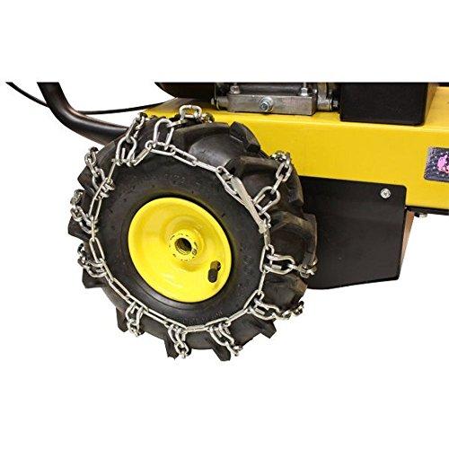 Texas Schneeketten für Handy Sweep 700 Modellen Kehrmaschine
