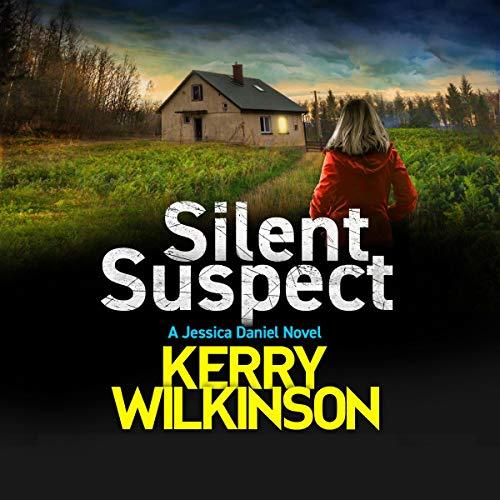 Silent Suspect audiobook cover art